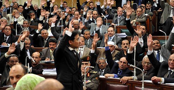 ما أشبه الليلة بالبارحة - برلمان 2010