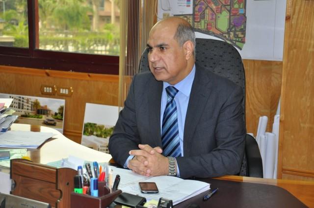 رئيس جامعة كفر الشيخ الدكتور ماجد القمري