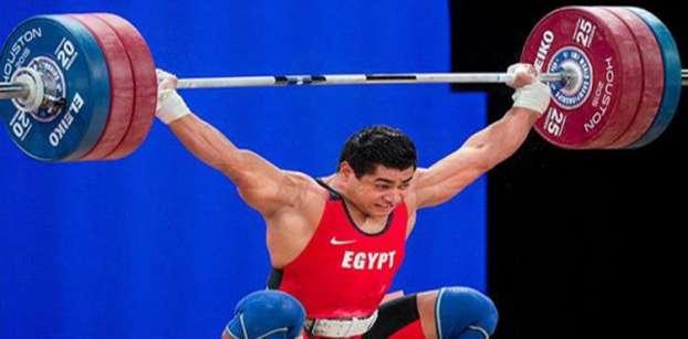 الرباع المصري محمد إيهاب