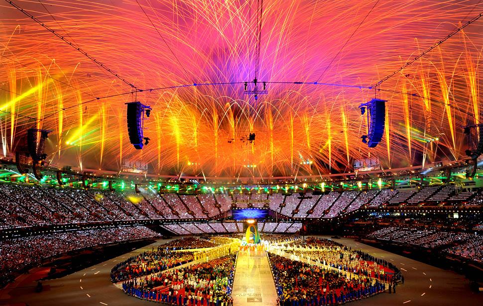 الحفل الختامي لألومبياد ريو 2016