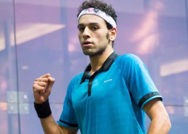 اللاعب محمد الشوربجي