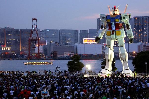 الإنسان الآلي بأولمبياد طوكيو 2020