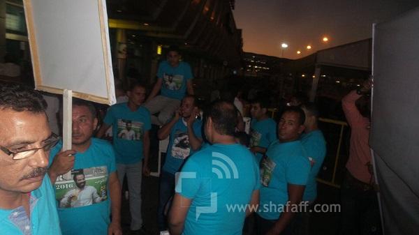 استقبال البعثة المصرية للألعاب البارالمبية