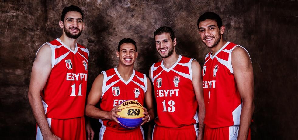 منتخب مصر لكرة السلة 3×3