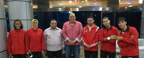 المنتخب المصري للتايجي