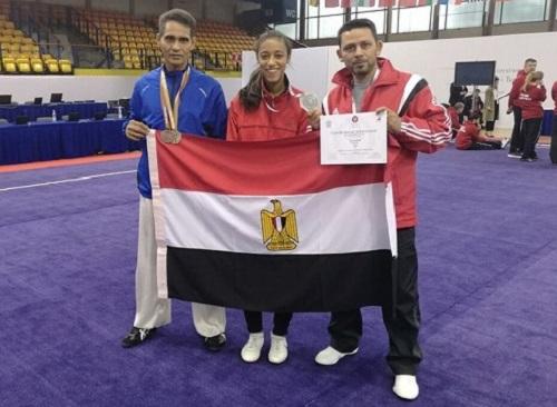 منتخب مصر التايجي ببطولة العالم ببولندا