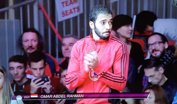 اللاعب عمر عبد الرحمن