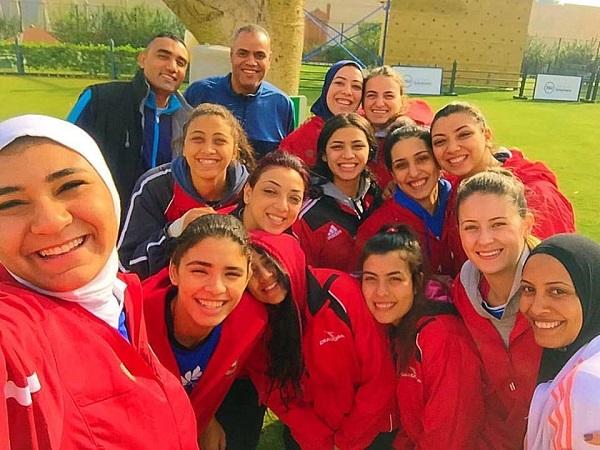 منتخب مصر آنسات للكرة الطائرة