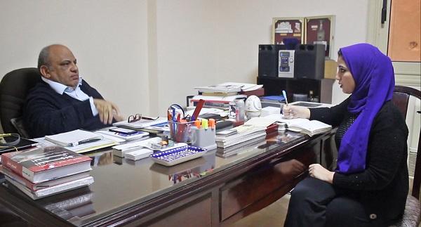 رئيس الاتحاد المصري للإسكواش عاصم خليفة
