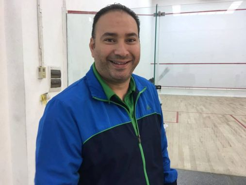 المدرب الجديد رشدي مبروك
