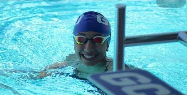 السباحة المصرية سميحة محسن