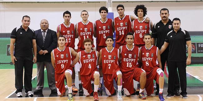 منتخب مصر للسلة