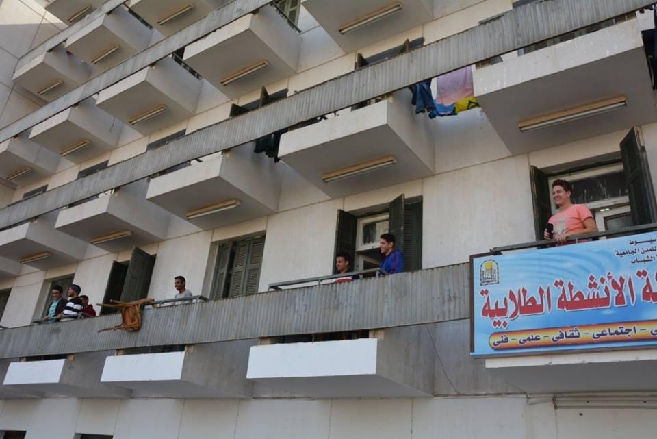 صورة أرشيفية_ المدينة الجامعية لجامعة أسيوط